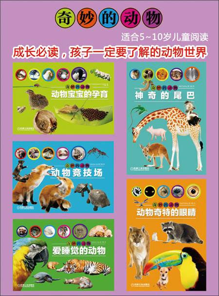 奇妙的动物:神奇的尾巴:亚马逊:图书