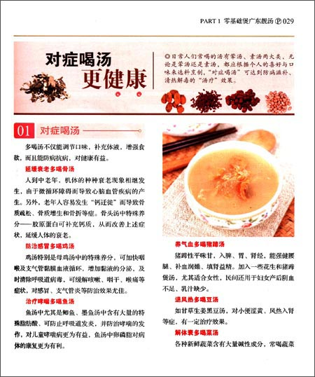 最营养的广东靓汤6800例