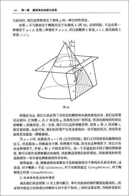 数学概览:直观几何