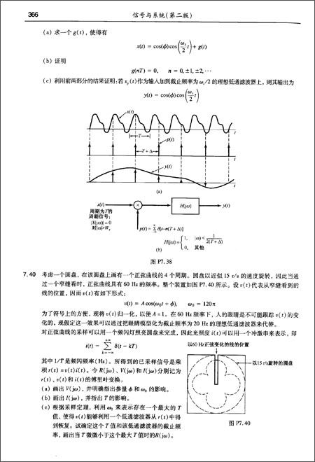 国外电子与通信教材系列:信号与系统