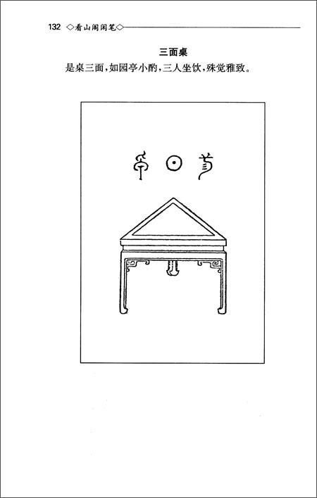 明清小品丛刊:看山阁闲笔