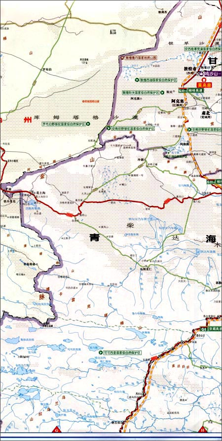 秦岭山脉地形图内容秦岭山脉地形图版面设计   中国之旅 手抄报 素材