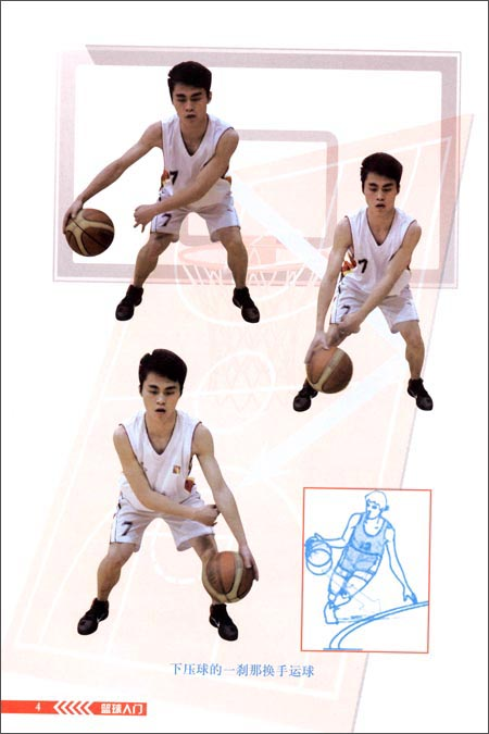 名师出高图:篮球入门