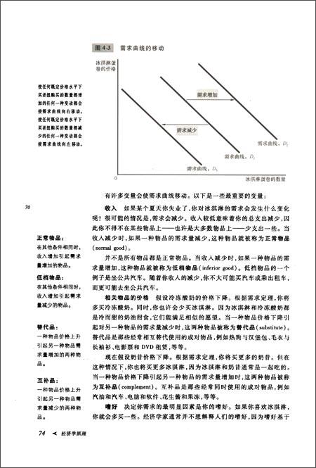 经济学原理:微观经济学分册+宏观经济学分册