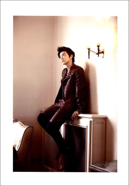 Super Junior7周年官方散文写真集