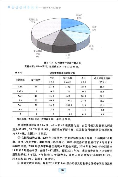中国企业债券融资:创新方案与实用手册