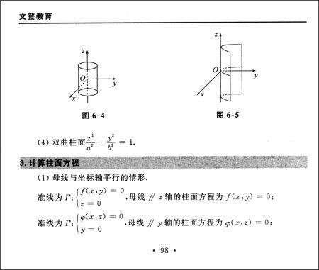 文登教育:考研数学公式手册