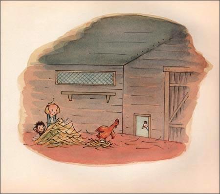 暖房子国际大奖绘本:我……有梦