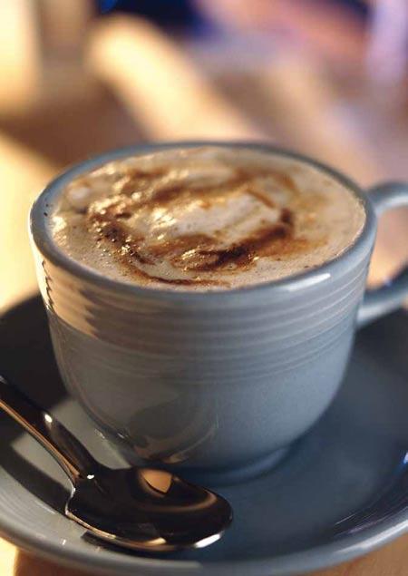 我爱咖啡!