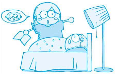 枕着绘本入睡的孩子:聪明妈妈的绘本经