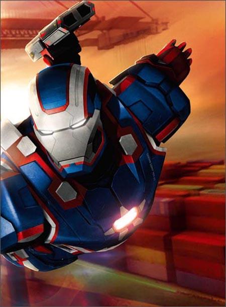钢铁侠3-终极档案(电影同步,终极巨献)