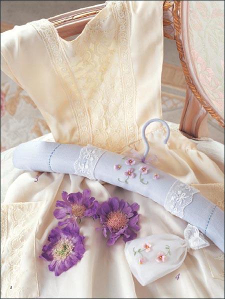 森本幸子的英式立体刺绣
