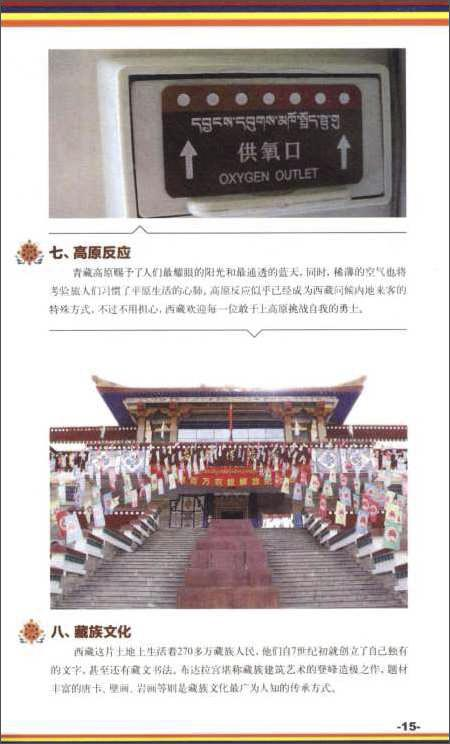 藏羚羊自助游系列•西藏自助游