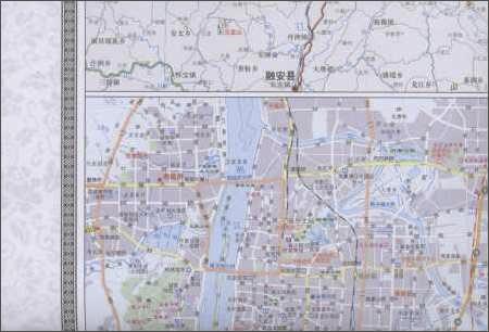2012湖南省地图
