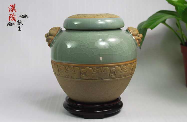 陶泥罐作品步骤图片