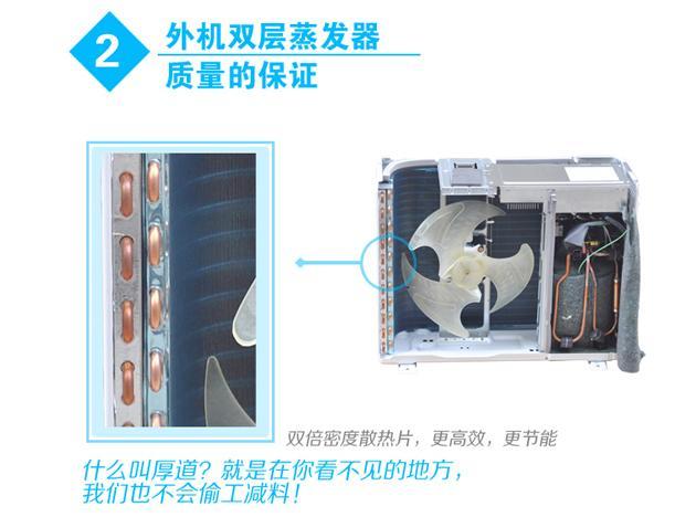 长虹空调kfr-35gw/dht1(w1-h)+1冷暖1
