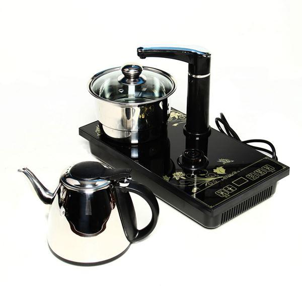 烧水壶   三合一自动上水电磁炉 全自动加水,数码控温,实现不同茶叶