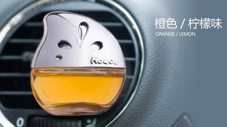 雨滴i 汽车空调出风口液体香水