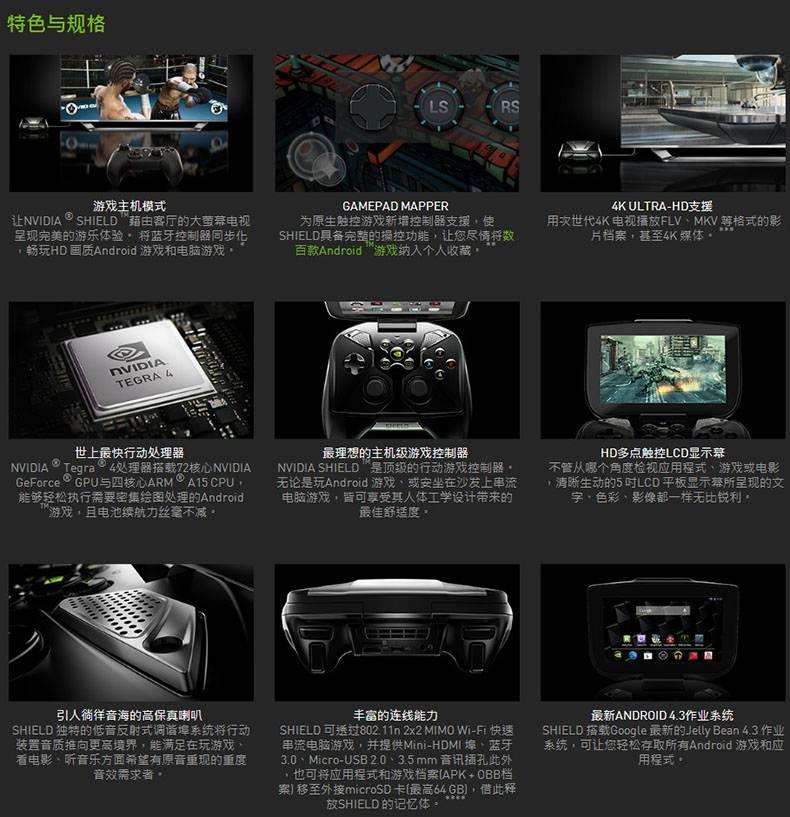 手机,平板电脑以及汽车信息娱乐系统均采用 nvidia 的移动处理器.