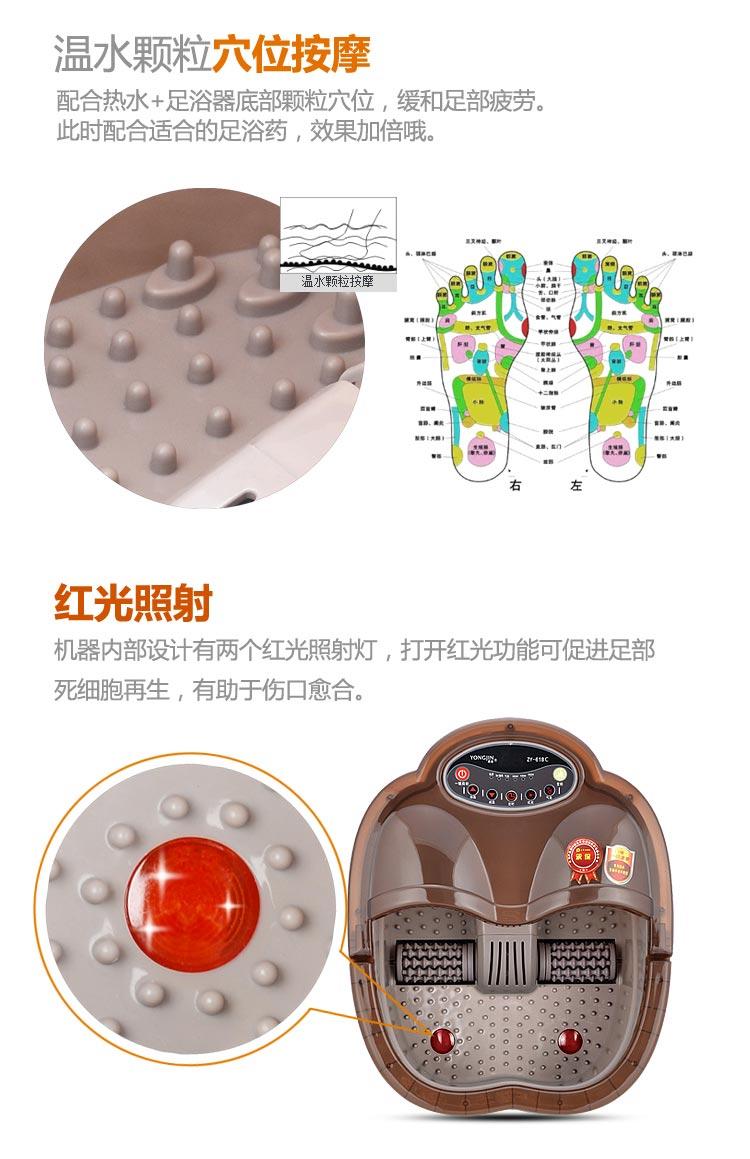 本公司是一家专业生产各类足浴盆的生产基地,汇集大量的优秀科技人才.