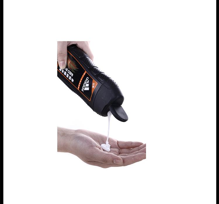 阿迪达斯男士多效动能水润去屑洗发露 400ml