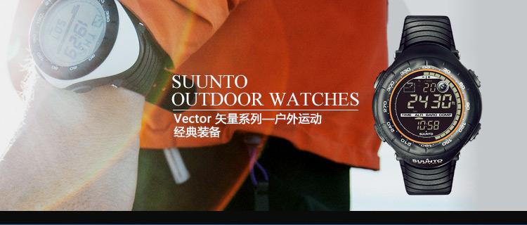 suunto蓝得军版3
