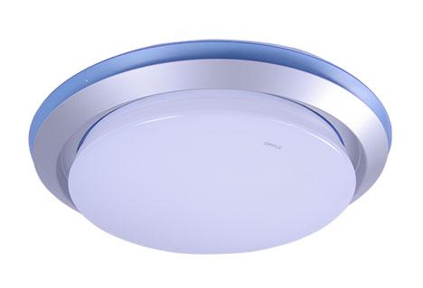 欧普照明 吸顶灯mx420-y40-12雅致蓝韵