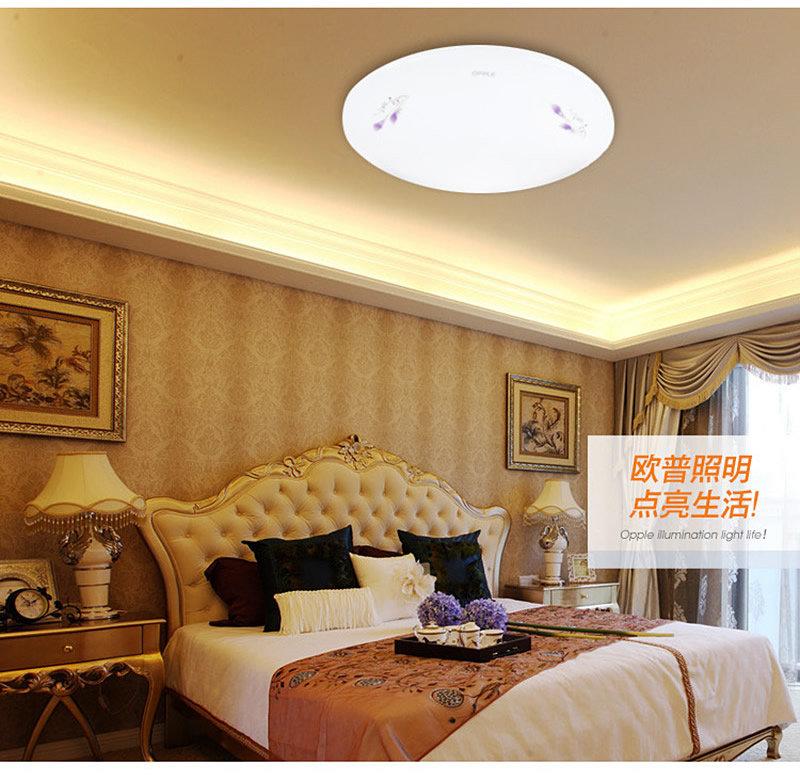 八平米小卧室装修图吸顶灯