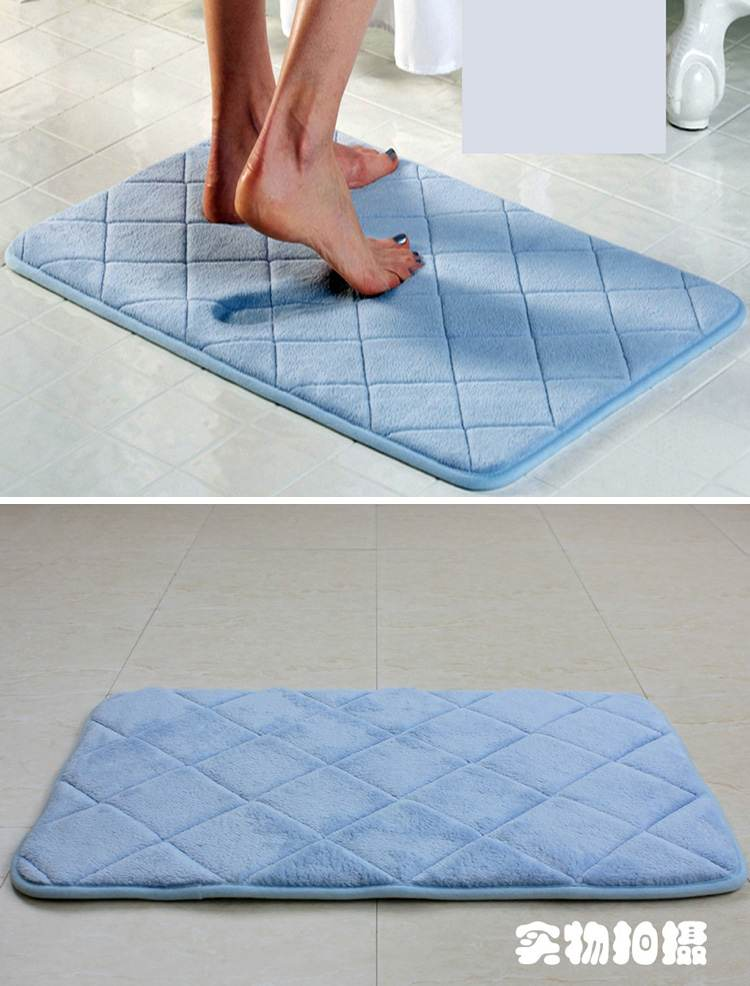 天蓝色欧式地毯贴图