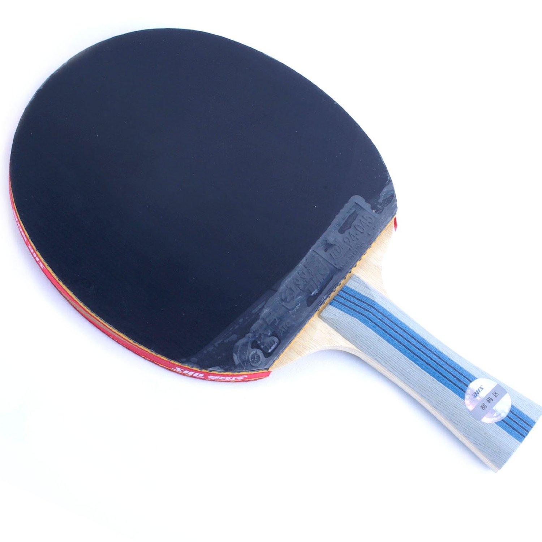 双面生反胶乒乓球拍_友谊729乒乓球拍双面反胶直