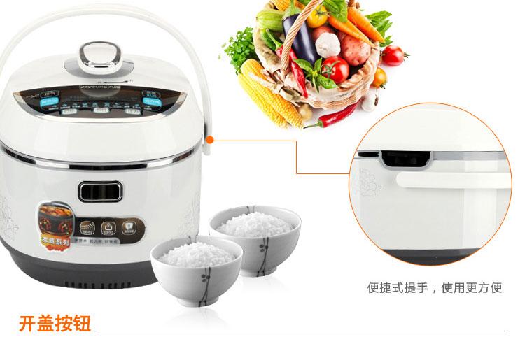涵盖了豆浆机,电压力煲,电磁炉,料理机,榨汁机,紫砂煲,开水煲,电饭煲