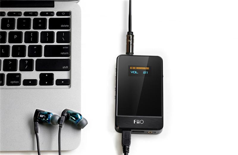 飞傲e07k 便携耳机功率放大器 传奇回归e7全新升级版 支持电脑手机