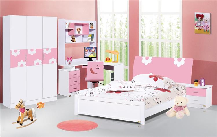 粉红色儿童家具202