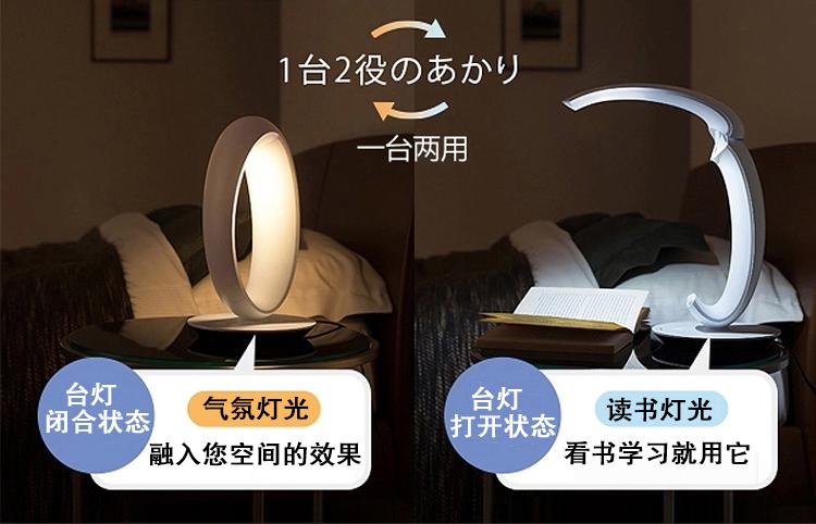 松下Panasonic SQ-LE530-W72 LED护眼台灯