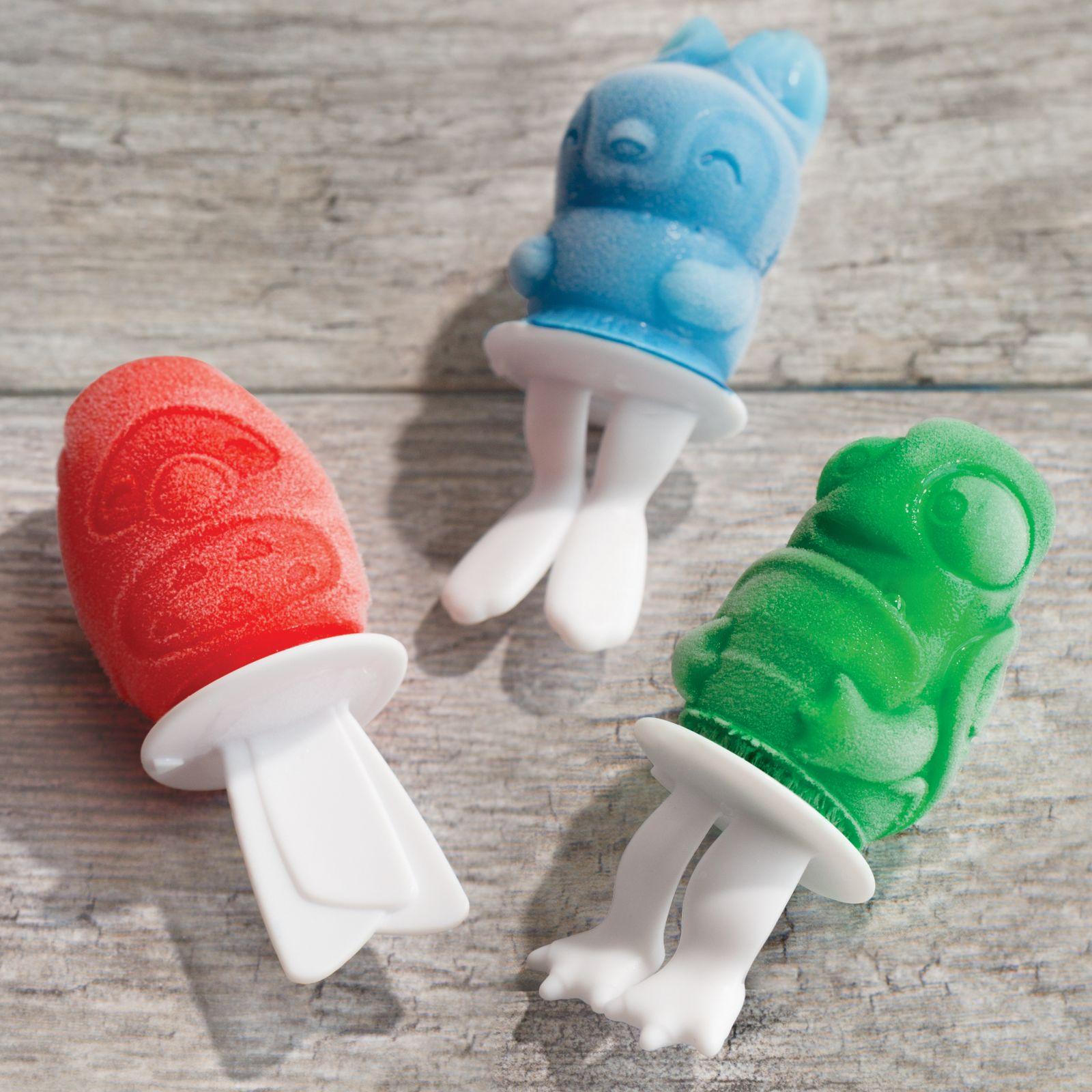 冰棒家庭废物利用小制作
