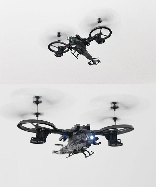 雅得 四通道 带陀螺仪 遥控直升飞机 阿凡达 yd-718