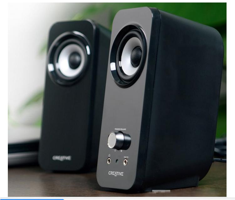 创新 INSPIRE T12 多媒体音箱