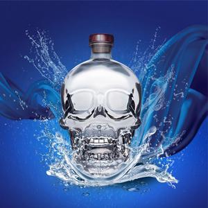 crystal head vodka水晶骷髅头伏特加 750ml加拿大原装进口