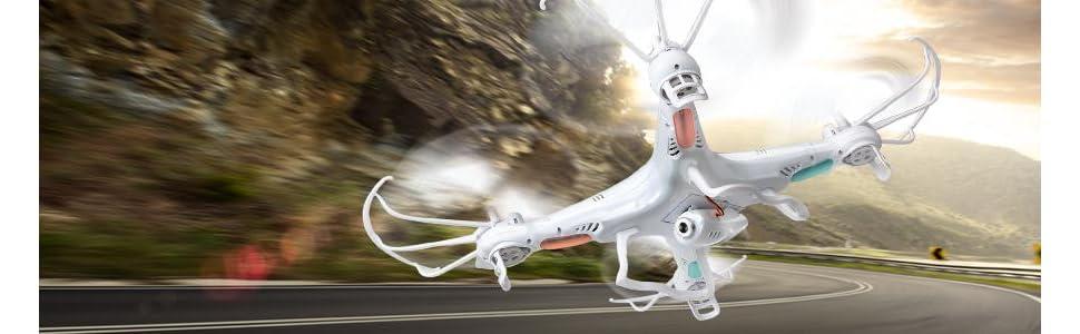 司马x5c遥控飞机 四轴超大耐摔航拍飞行器无人机