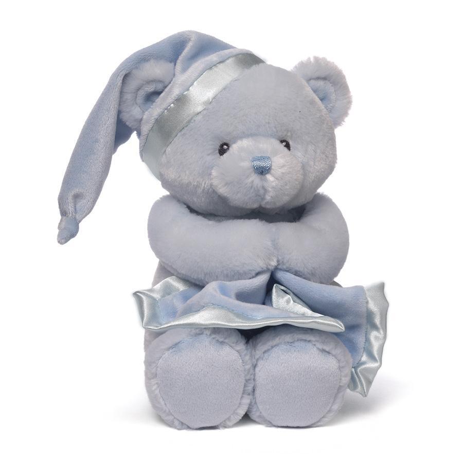 gund 婴儿 gund 我的泰迪熊毛绒玩具,15 英寸 粉红色 15英寸