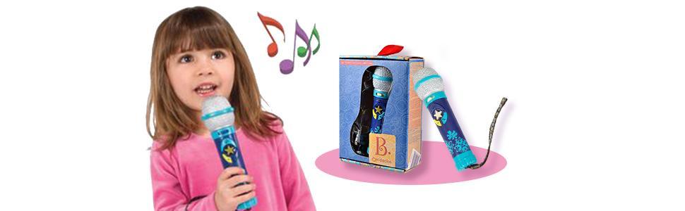 儿童音乐话筒