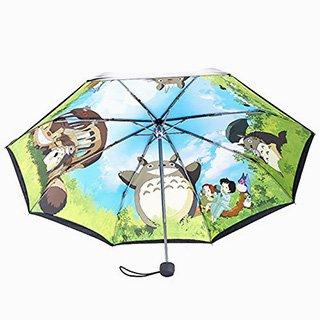 宫崎骏龙猫伞