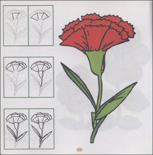 卡通画典:植物篇 [平装];; 植物卡通画素材; 十二生肖 卡通分享;