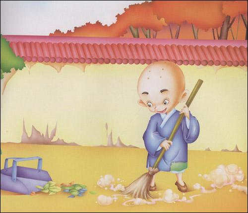 《三个和尚(注音版)》 雨润【摘要 书评 试读】图书图片