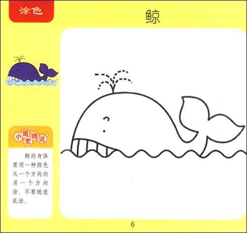 简笔画,创意画,捏泥; 太阳伞