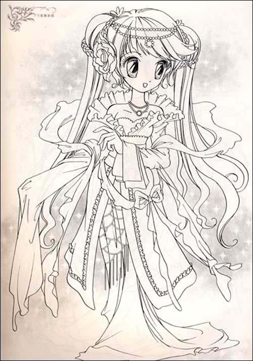 超炫版时尚描画美少女系列飞燕舞美姬婀娜魅新娘平装–2008年11月1日