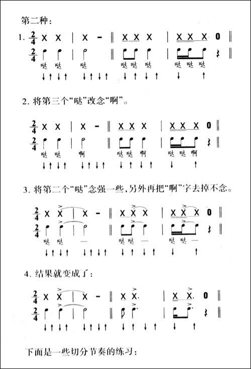 因为,即使最简单的一条视唱,它也必定与记谱法,唱名法,调,调试,节奏