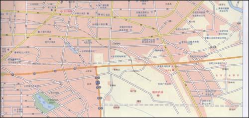 回至 上海,江苏,浙江,安徽交通地图 (平装)