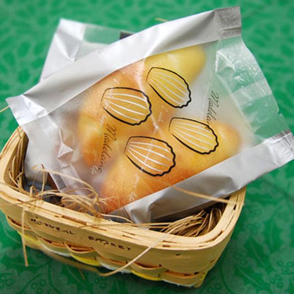breadgarden面包家园半透明塑料包装袋
