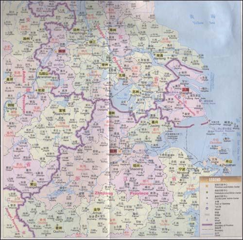 美国地图英文版 中国地图英文版 美国地图英文版